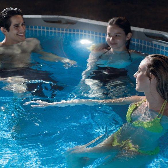 INTEX hidroelektronikus LED medence világítás 38mm-es csatlakozáshoz (28692)
