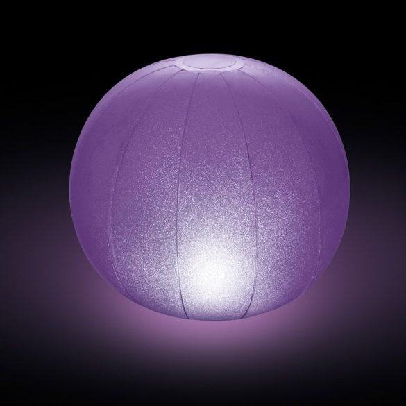 INTEX vízen úszó LED medence világítás, gömb alakú (28693)