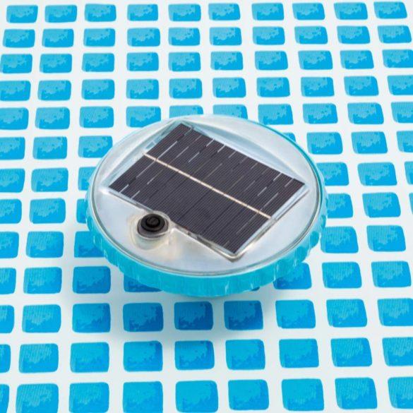 INTEX napelemes vízen úszó LED medence világítás (28695)