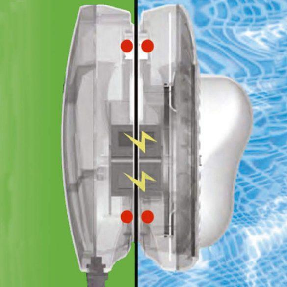 INTEX mágneses LED medence világítás (28698)