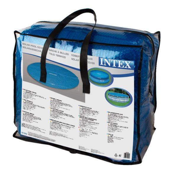 INTEX D3,05m (D2,44m is levágható) prémium medence szolártakaró (29021)
