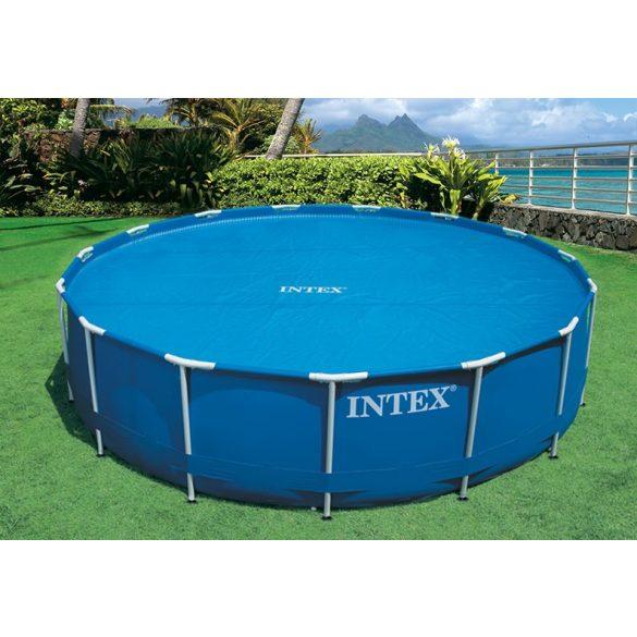 INTEX D4,88m (D3,66m is levágható) prémium medence szolártakaró (29024)
