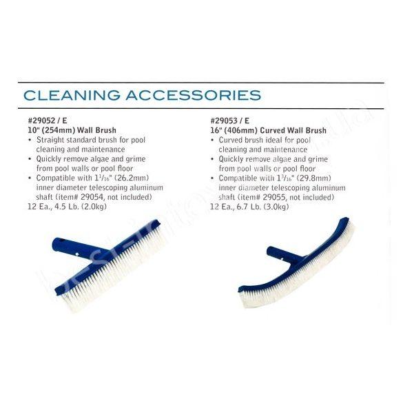 INTEX hajlított fal és aljzat tisztító kefe (29053)