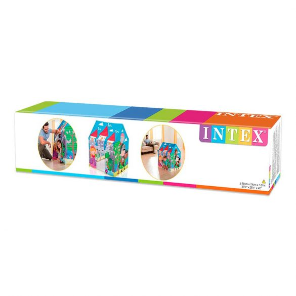 INTEX Royal Castle Play Tent sátor 95 x 75 x 107 cm (45642)