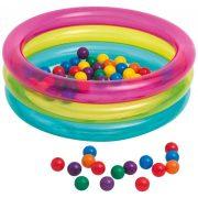 INTEX Classic 3-Ring Baby Ball Pit baba járóka D86 x 25cm (48674)