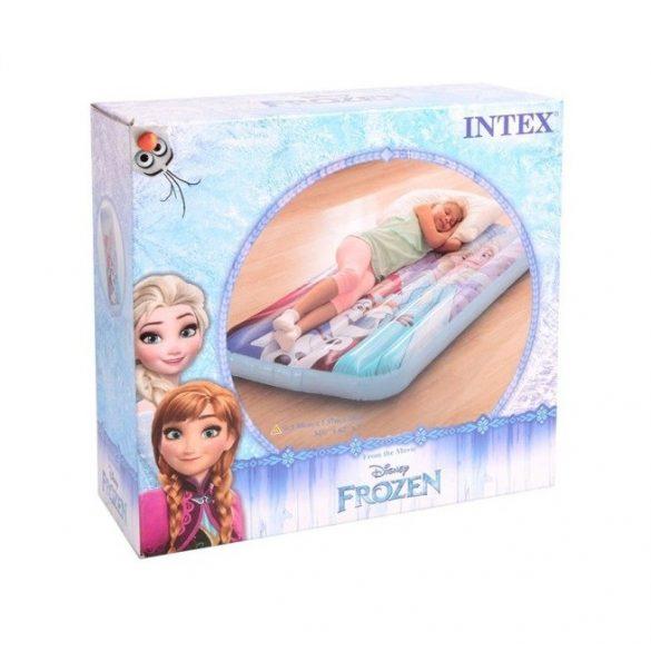 INTEX Frozen Jégvarázs felfújható matrac, 88 x 157 x 18cm (48776)