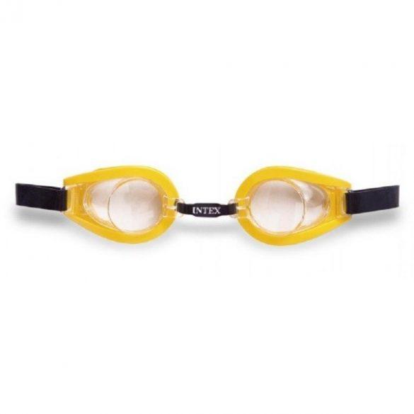 INTEX Play búvárszemüveg sárga (55602)