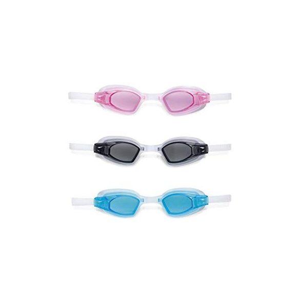 INTEX Free Style Sport úszó szemüveg kék (55682)