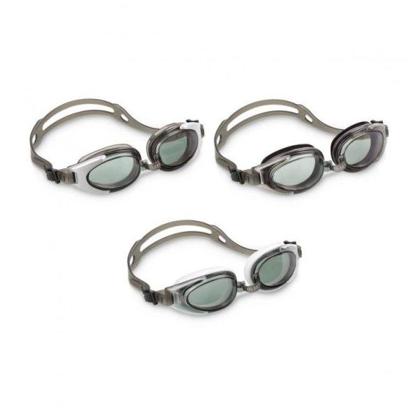 INTEX Water Sport úszó szemüveg szürke (55685)