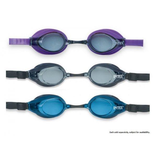 INTEX Pro Racing úszó szemüveg fekete (55691)