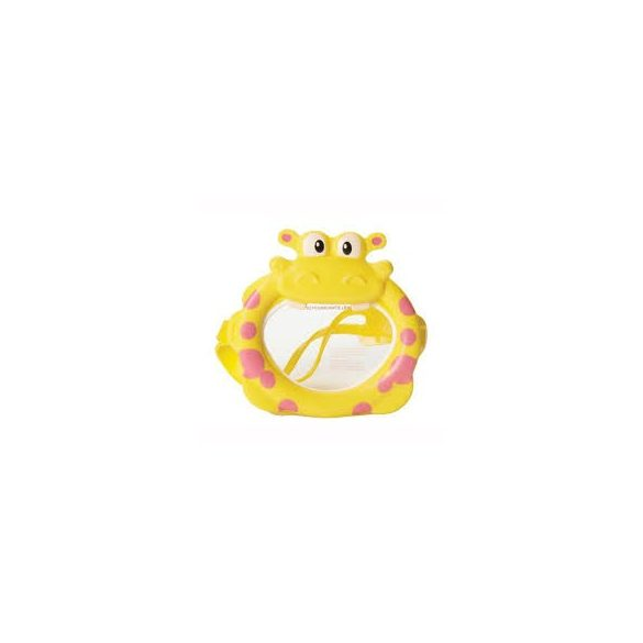 INTEX Fun búvármaszk sárga (55910)