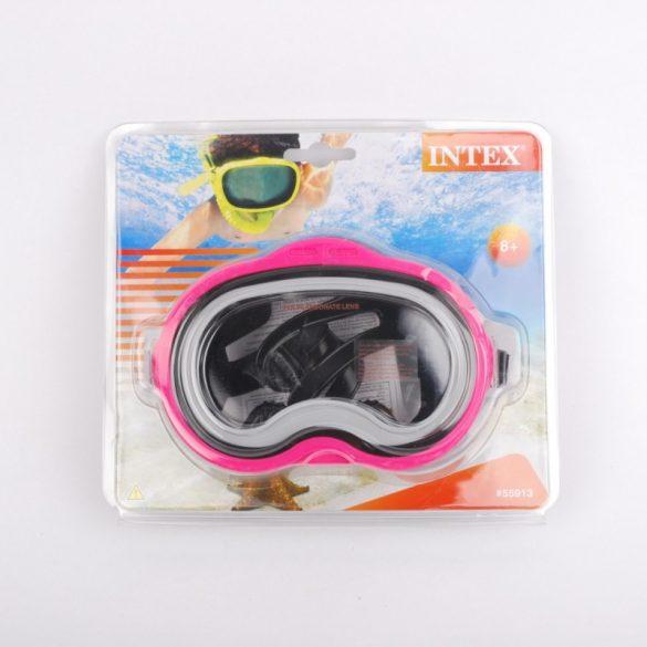 INTEX See Scan búvármaszk rózsaszín (55913)