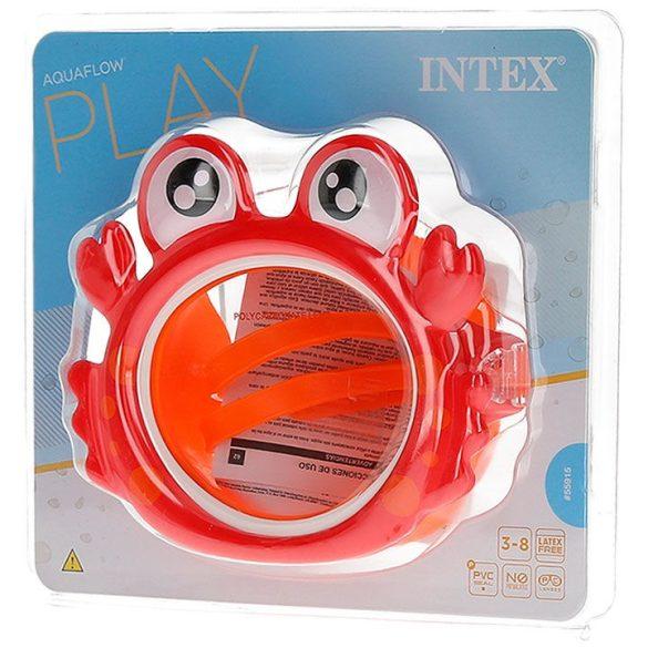 INTEX Fun búvármaszk piros (55915)