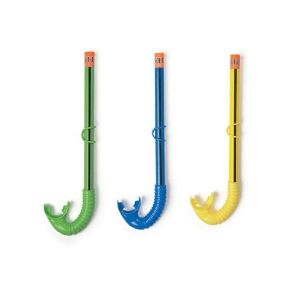 INTEX Hi-Flow légzőcső gyerekeknek sárga (55921)