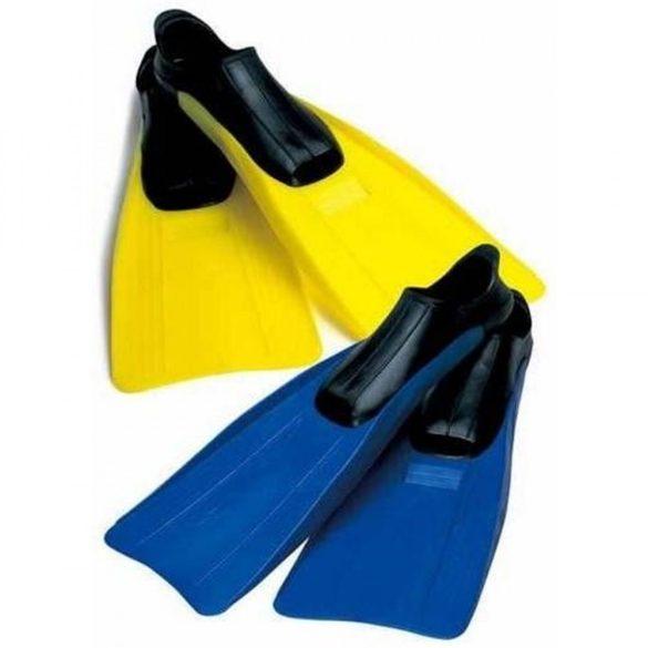 INTEX Super Sports békatalp sárga 35-37-es méret (55933)