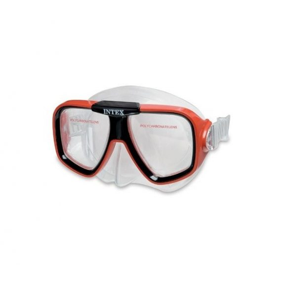 INTEX Reef Rider búvármaszk piros (55974)