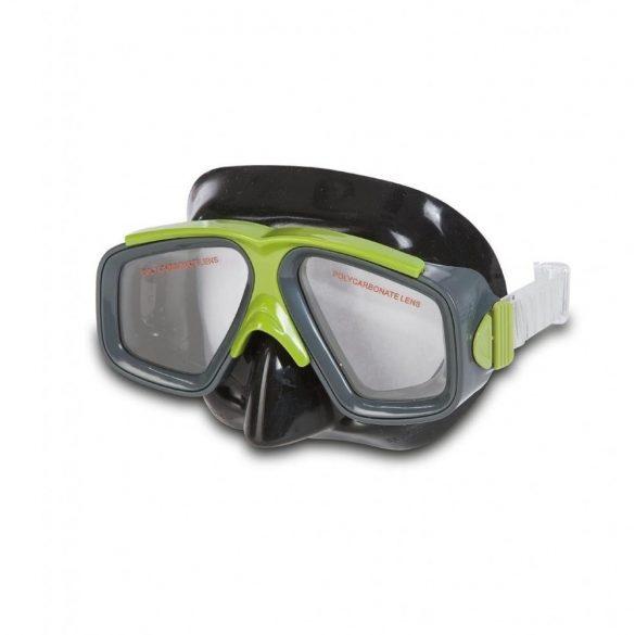 INTEX Surf Rider búvármaszk zöld (55975)