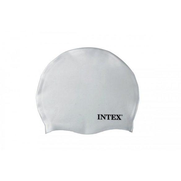 INTEX Szilikonos Úszósapka fehér (55991)