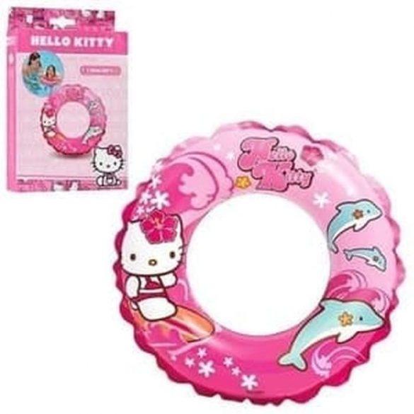 INTEX Hello Kitty virágos úszógumi D61cm (56210)