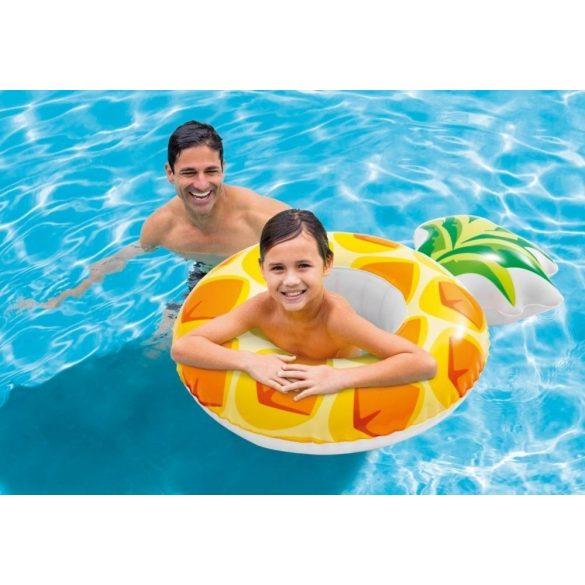 INTEX ananász úszógumi 117 x 86cm (56266)