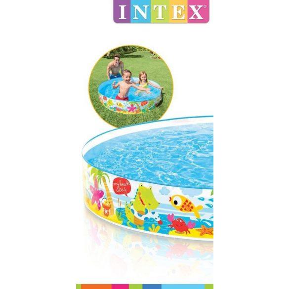 INTEX Snorkel Buddies Snapset medence 152 x 25cm (56451)