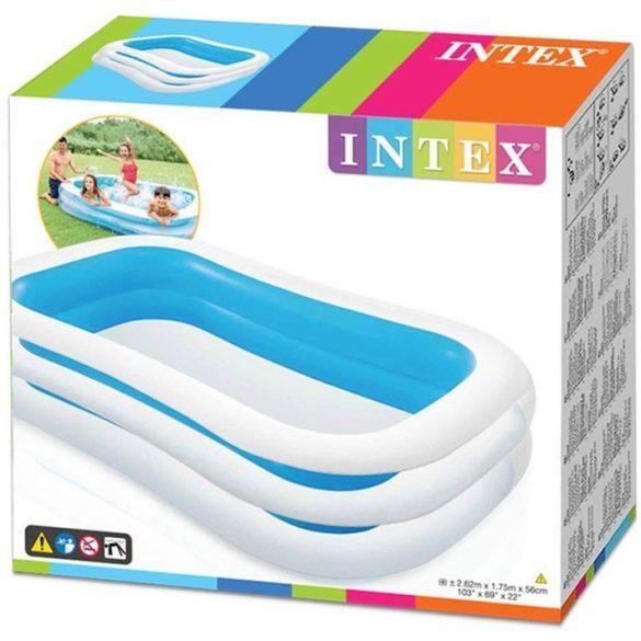 Intex családi medence 262 x 175 x 56cm (56483)