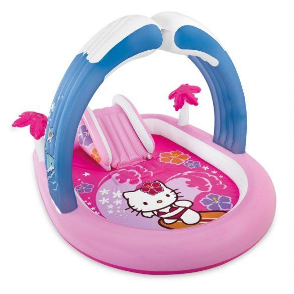 INTEX Hello Kitty Play Center élménymedence 211 x 163 x 130cm (57137)