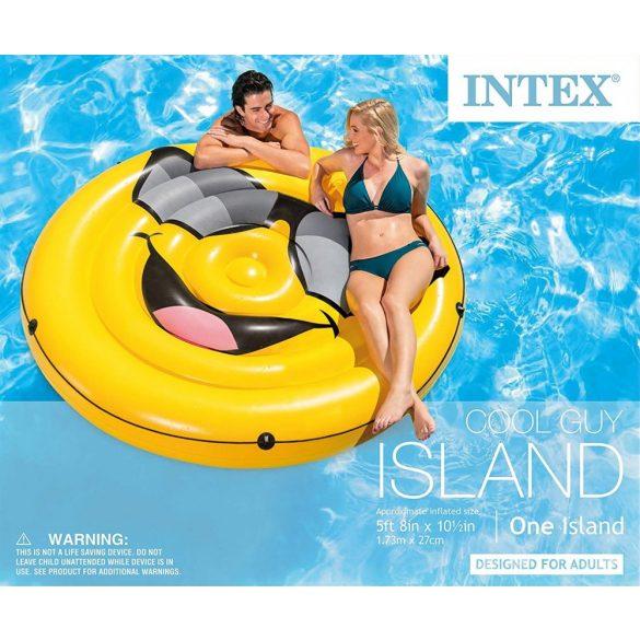INTEX Cool Guy gumimatrac 173 x 27cm (57254)