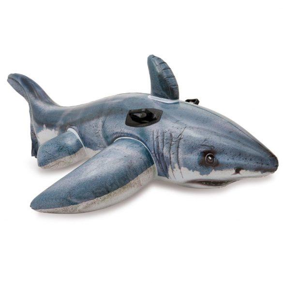 INTEX felfújható nagy fehér cápa 152 x 114cm (57525)