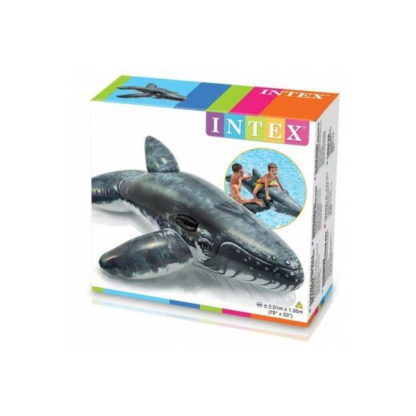 INTEX Whale felfújható bálna 201 x 135 (57530)