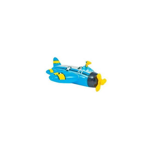 INTEX felfújható kék repülő 132 x 130cm (57537)