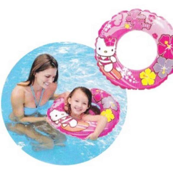INTEX Hello Kitty virágos úszógumi D97cm (58269)