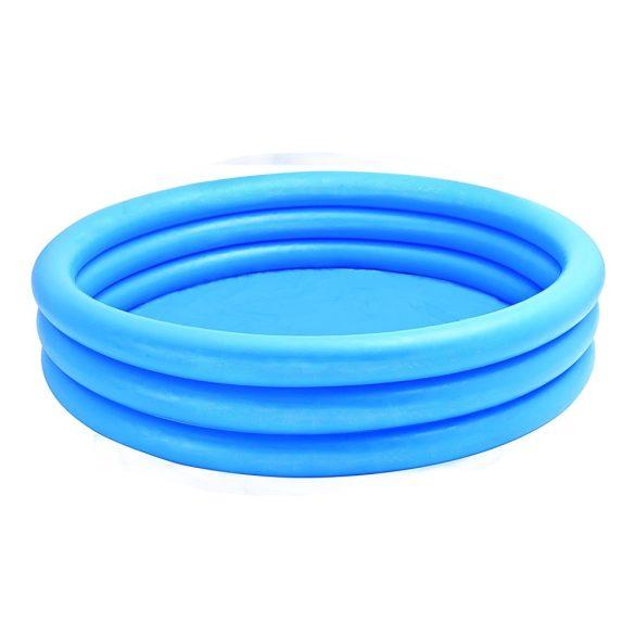 INTEX pancsoló kék 3 gyűrűs, 168 x 38 cm (58446)