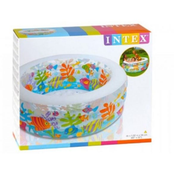 INTEX Aquarium medence D152 x 56 cm (58480)