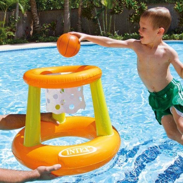 INTEX úszó kosárlabda szett 67 x 55cm (58504)
