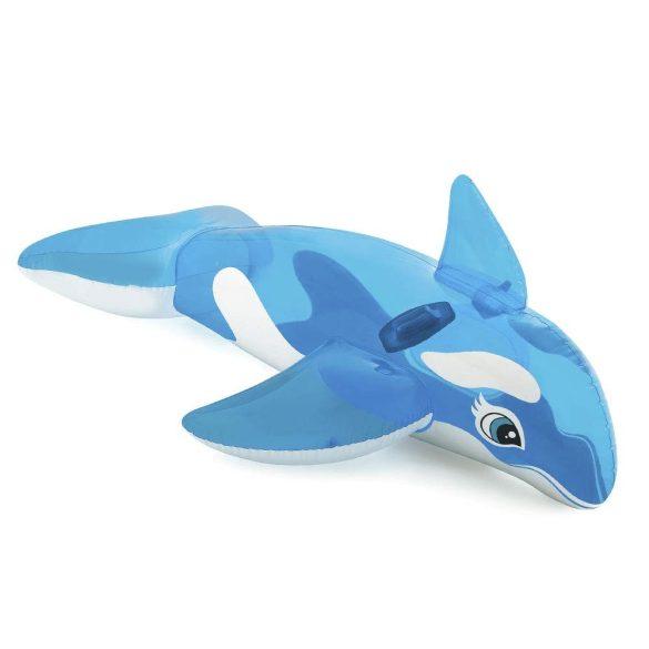 INTEX felfújható kék delfin 152 x 114cm (58523)