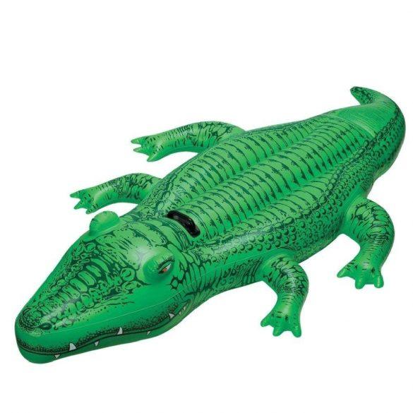 INTEX felfújható krokodil 168 x 86cm (58546)