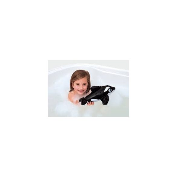 INTEX felfújható vízi játék Bálna (58590)