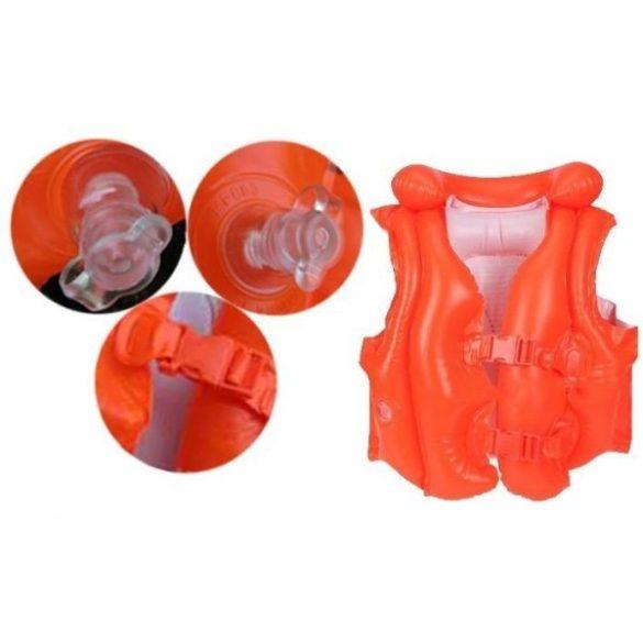 INTEX narancssárga mentőmellény (58671)