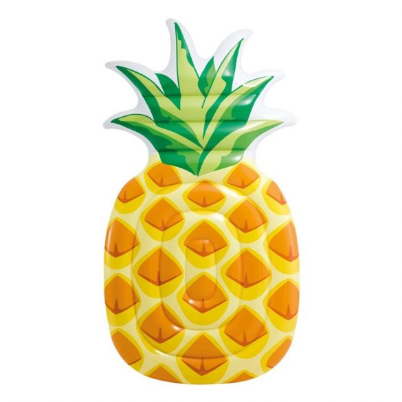 INTEX Pineapple gumimatrac ananász 216 x 124 cm (58761)