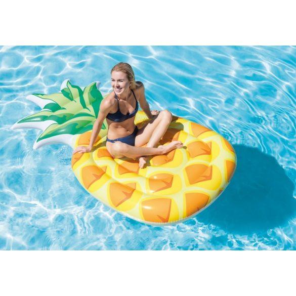 INTEX Pineapple gumimatrac ananász 216 x 124 cm (58761)