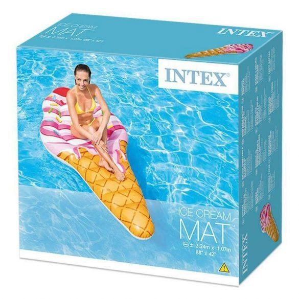 INTEX Ice Cream fagyi alakú gumimatrac 224 x 107 cm (58762)