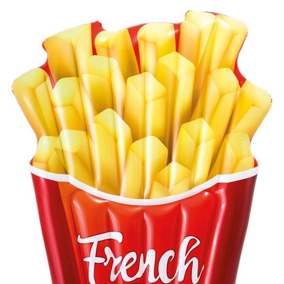 INTEX French Fries gumimatrac 175 x 132 cm (58775)