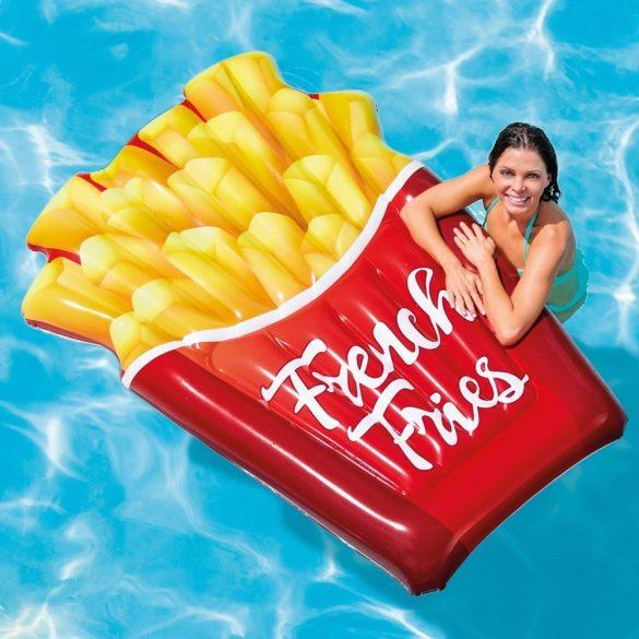 INTEX French Fries gumimatrac 175 x 132 cm (58775)