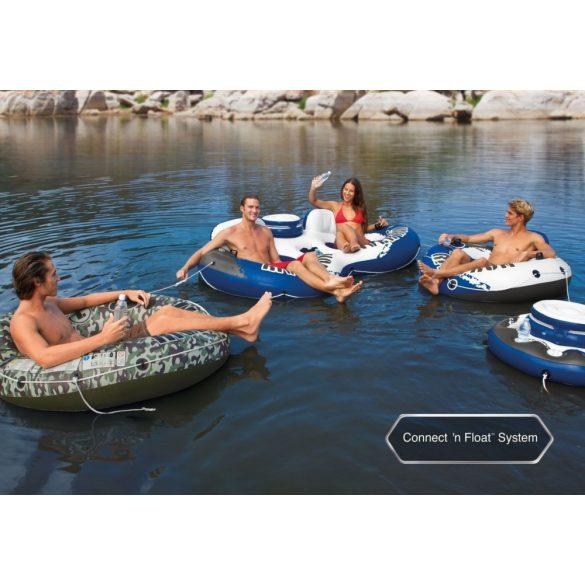 INTEX River Run kétszemélyes úszógumi 243 x 157cm (58837)
