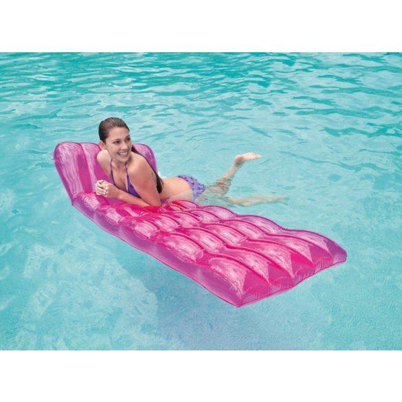 INTEX Color Splash rózsaszín gumimatrac 191 x 81cm (58876)