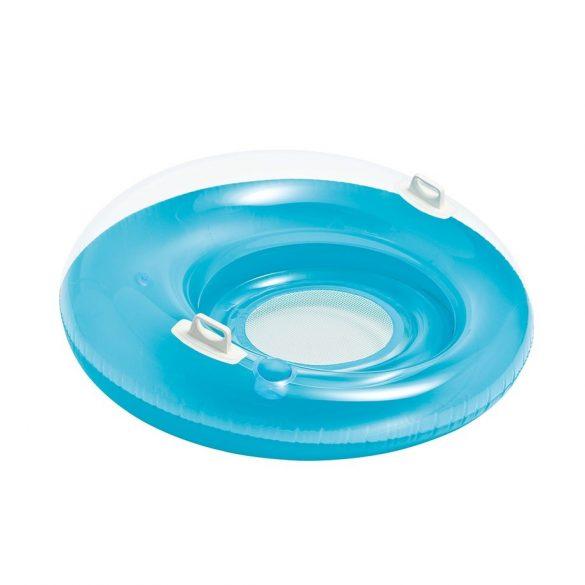 INTEX Sit n Lounge kék úszógumi D119cm (58883)