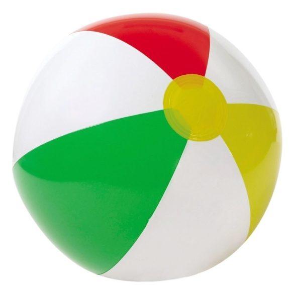 INTEX strandlabda piros/sárga/zöld D41cm (59010)