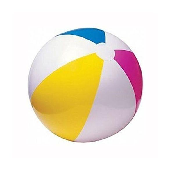 INTEX strandlabda lila/sárga/kék D61cm (59030)