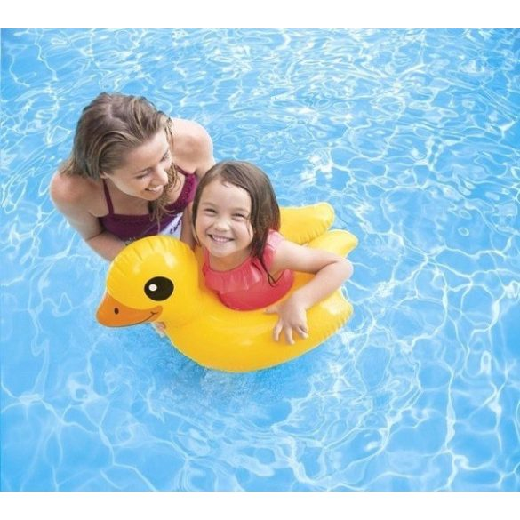 INTEX állatos úszógumi kacsa 62 x 57cm (59220)